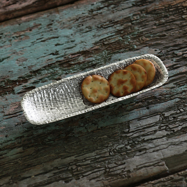 GIFTABLES Soho Sakko Cracker Tray  - Small