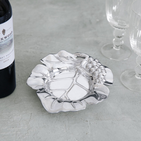 GIFTABLES Garden Grapes Wine Coaster
