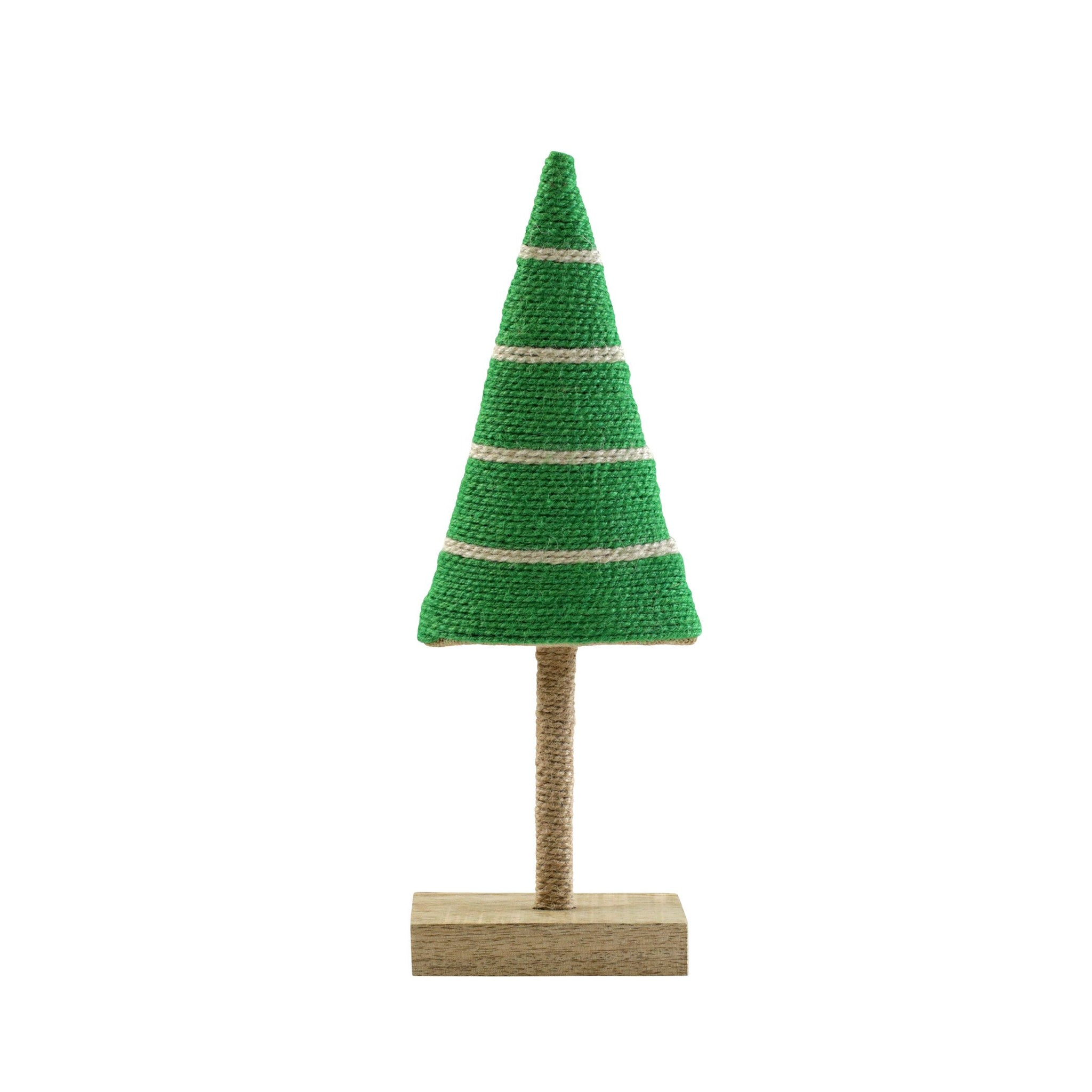 Alberini Lime with Stripes Medium Tree
