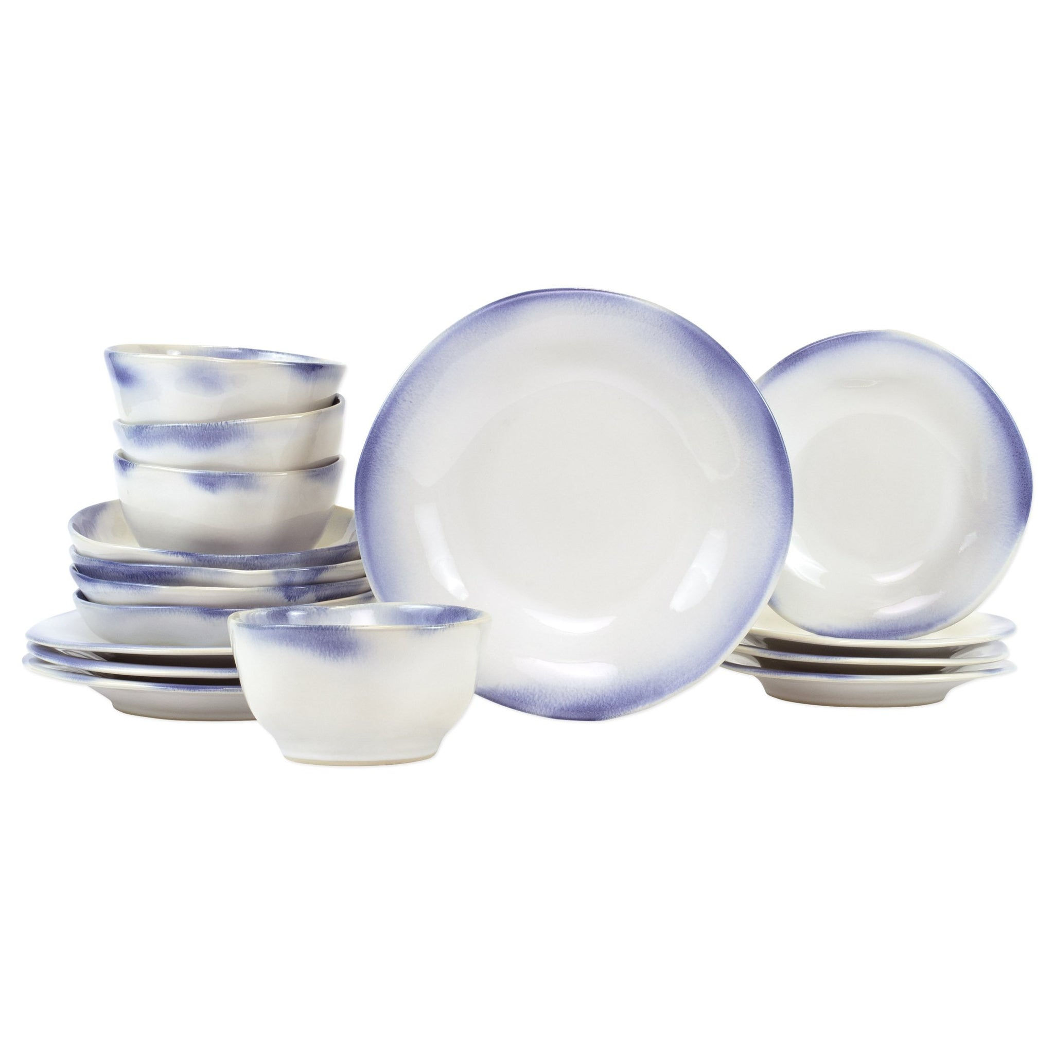 Aurora Ocean Sixteen-Piece Place Setting