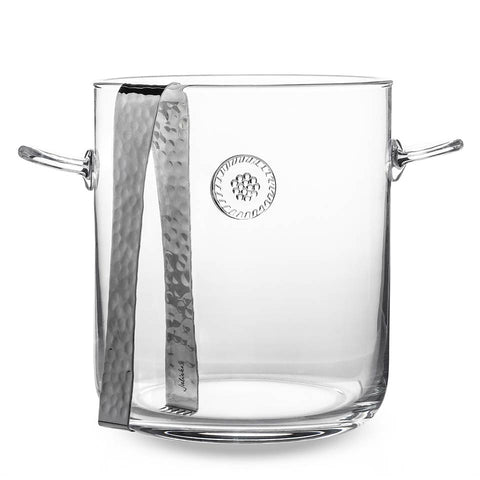 Berry & Thread  Ice Bucket w/ Tongs