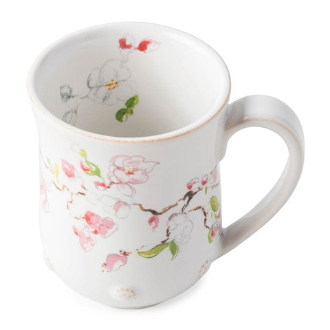 Berry & Thread - Floral Sketch Cherry Blossom Mug