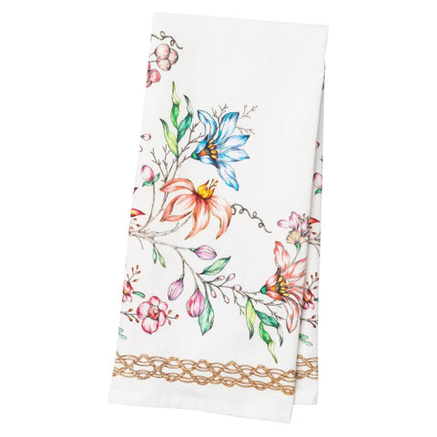 Kitchen Accessories Tea Towel Floretta