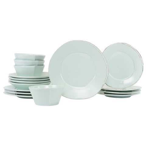Lastra Sixteen-Piece Place Setting