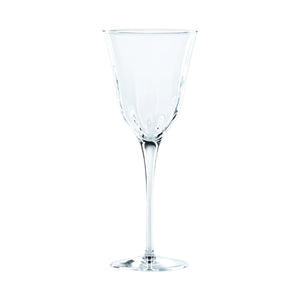 Optical Wine Glass