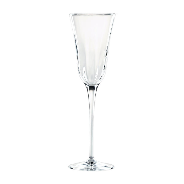 Optical Champagne Glass