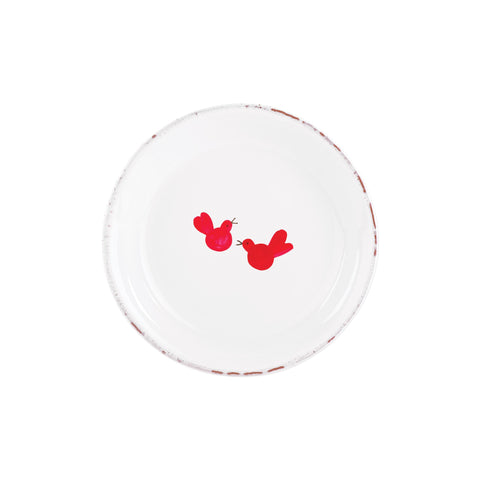 Old St. Nick Ti Penso Plate