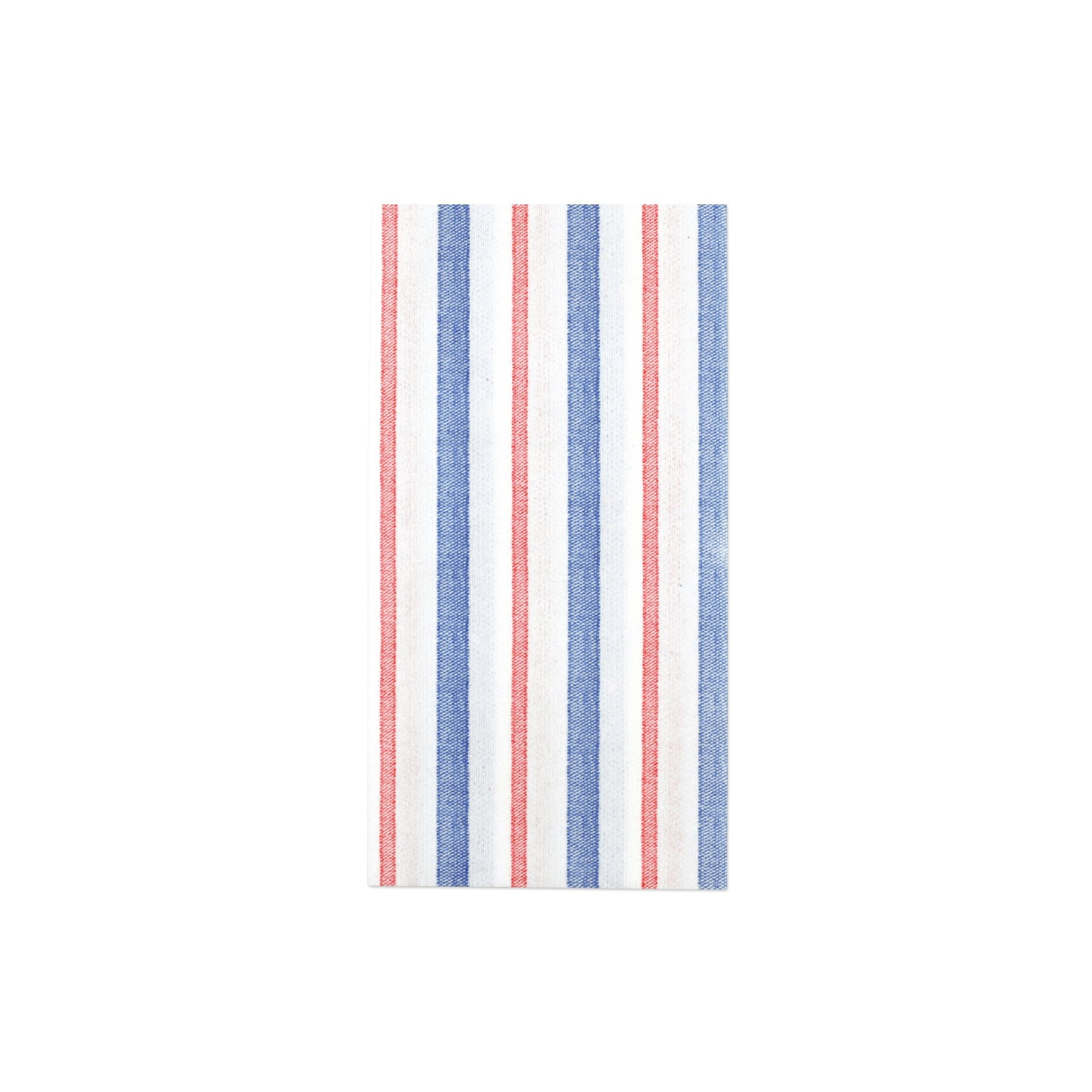 Papersoft Napkins Americana Stripe Guest Towels (Pack of 50)