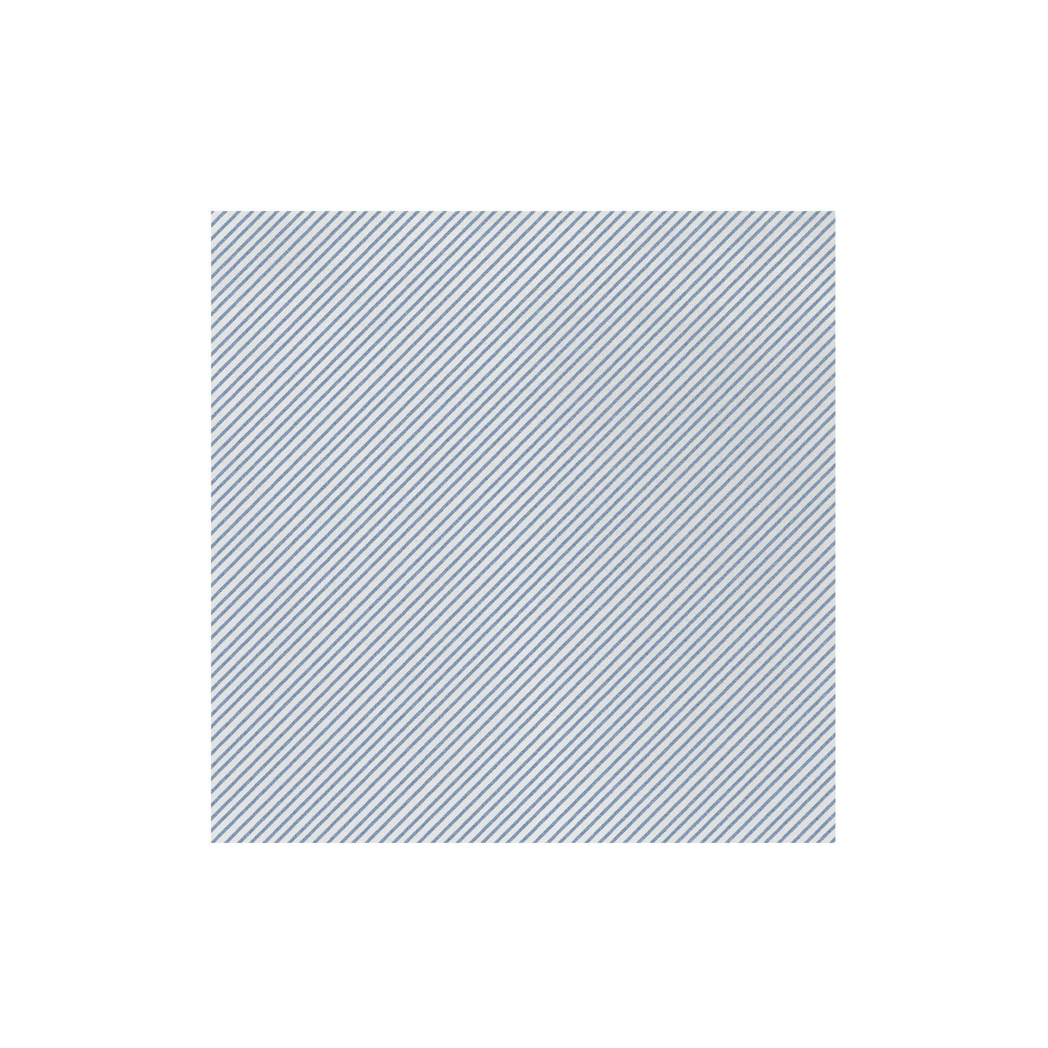 Papersoft Napkins Seersucker Stripe Dinner Napkins (Pack of 20)