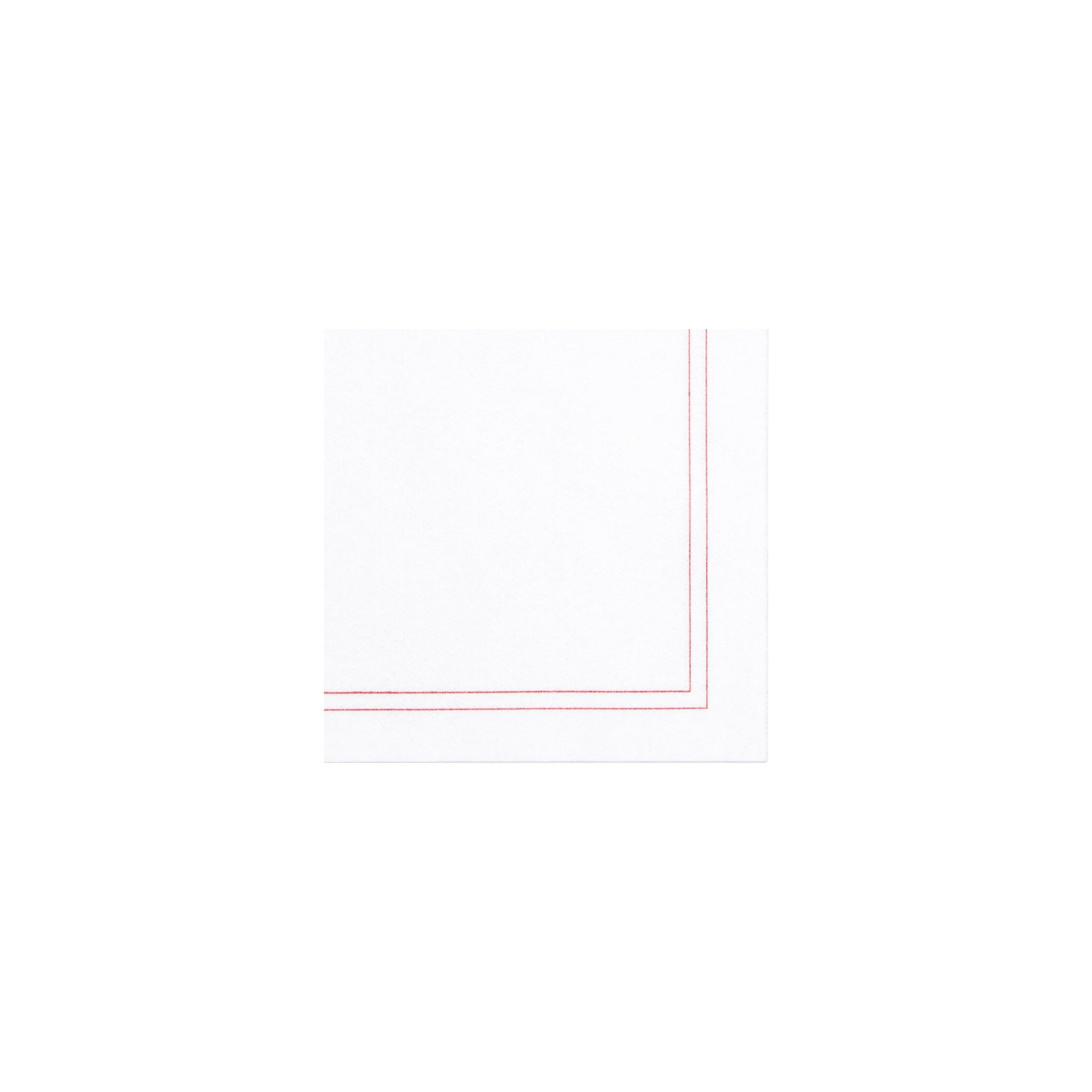 Papersoft Napkins Linea Cocktail Napkins (Pack of 20)