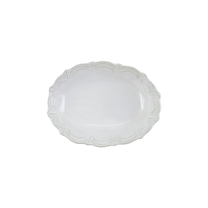 Incanto Stone Lace Small Oval Bowl