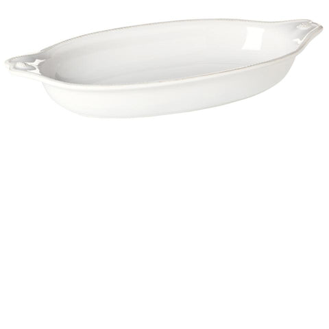 "Berry & Thread - Kitchen & Baking 17.25"" Shallow Baker"