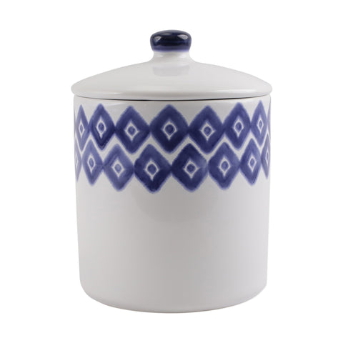 Santorini Diamond Large Canister