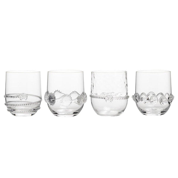 Juliska Heritage Collectors Set Tumblers