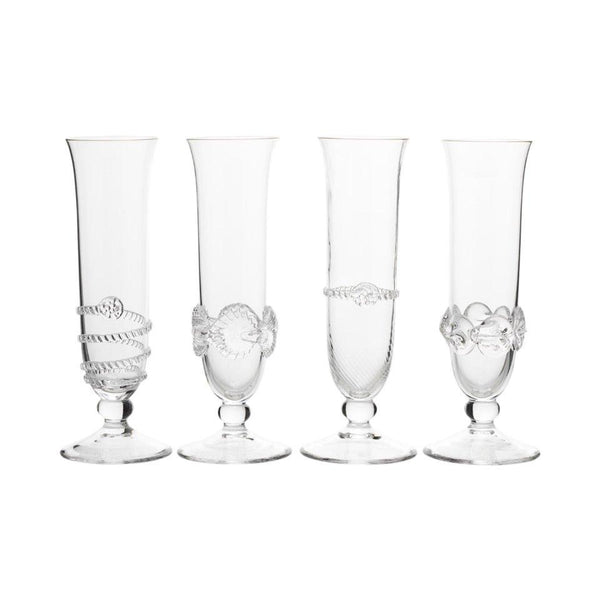 Juliska Heritage Collectors Set Flutes
