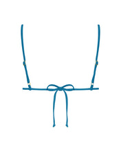 Load image into Gallery viewer, VERNAZZA BIKINI TOP - TEAL