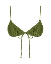 Load image into Gallery viewer, VERNAZZA BIKINI TOP - KHAKI