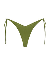 Load image into Gallery viewer, VERNAZZA BIKINI BOTTOMS - KHAKI