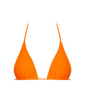Load image into Gallery viewer, SAHARA BIKINI TOP - FLURO ORANGE