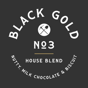 Black Gold Coffee - Ground - Moka Pot