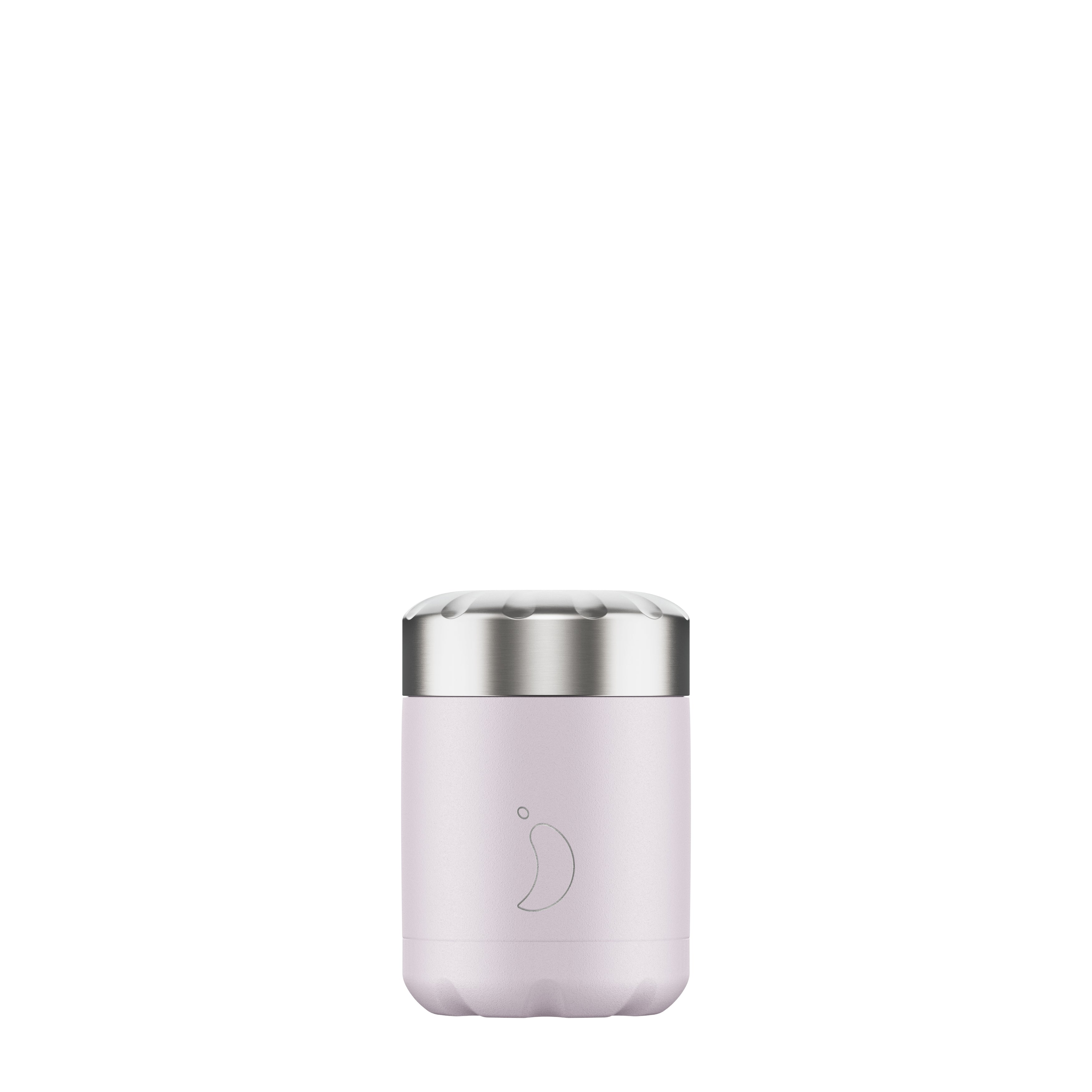 Chillys Food Pot - 300ml - Purple Blush