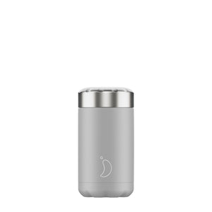 Chillys Food Pot - 500ml - Grey