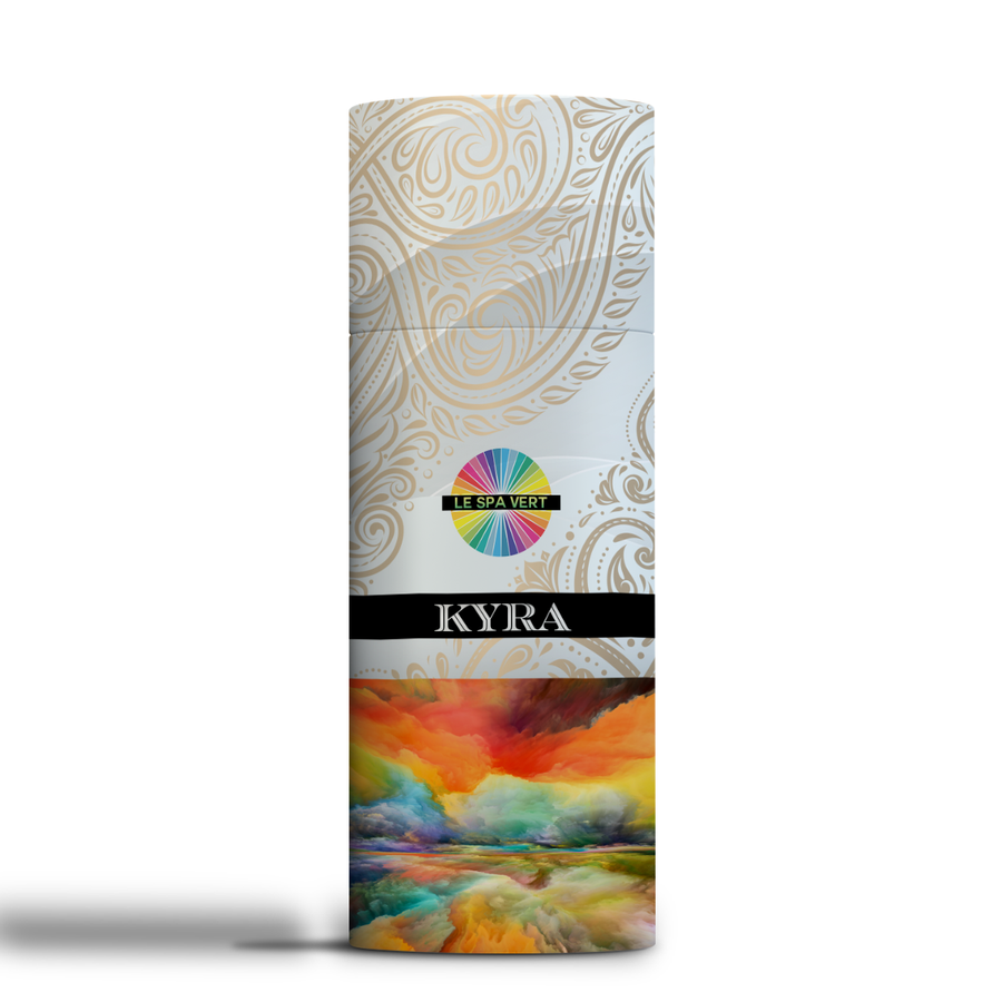 KYRA - Active natural regeneration sports gel with CBD and aloe vera