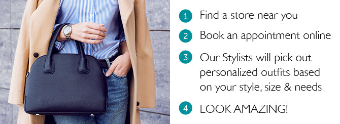 Clothes Mentor Personal Shopper Program