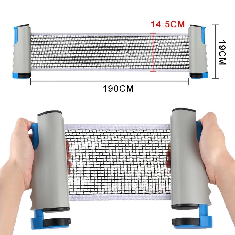 (🔥 HOT SALE 🔥)Retractable Table Tennis Net