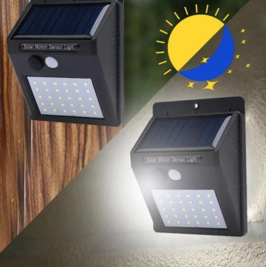 2020 Motion Sensor SOLAR Waterproof Light