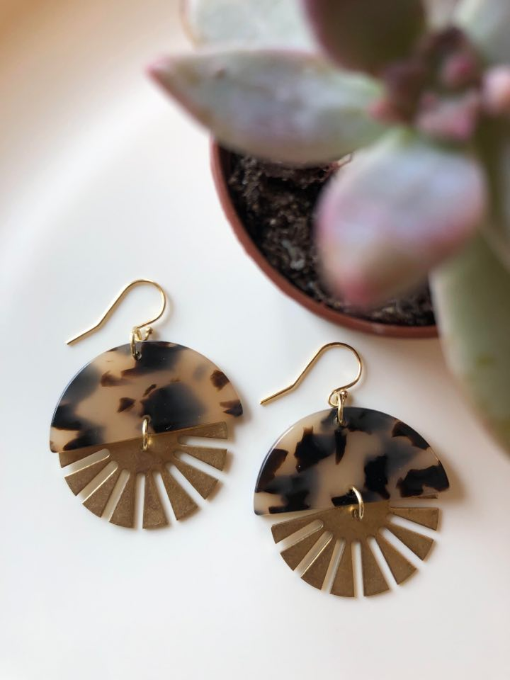 Santa Fe Sunburst Earrings