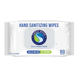 80 Ct Hand Sanitizing Wipes