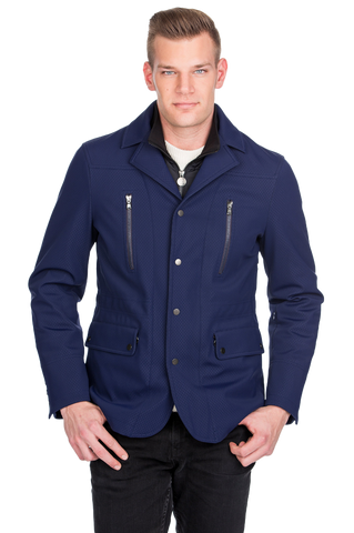 Men's Jacket (Navy)