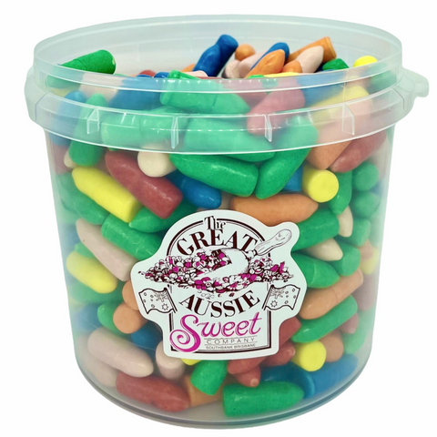 Bubblegum Bullets Tub 1.5kg