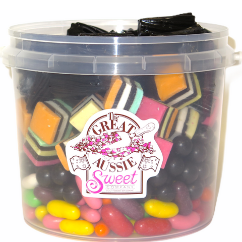 Licorice Lovers Tub  1.9 kg