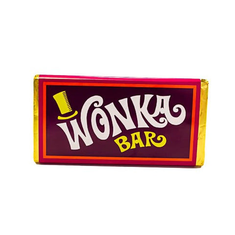 Wonka Chocolate Bar