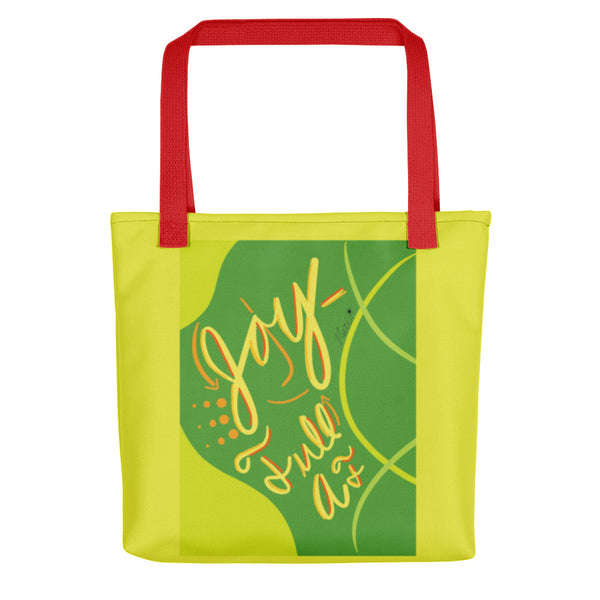 Joy-Full AF Tote Bag