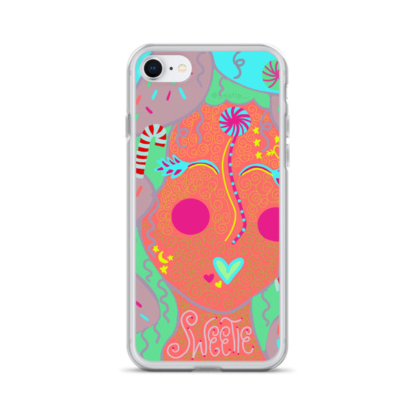 Sweetie Pie iPhone Case