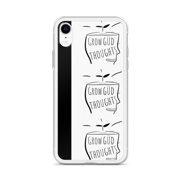 Grow Güd Thoughts iPhone Case