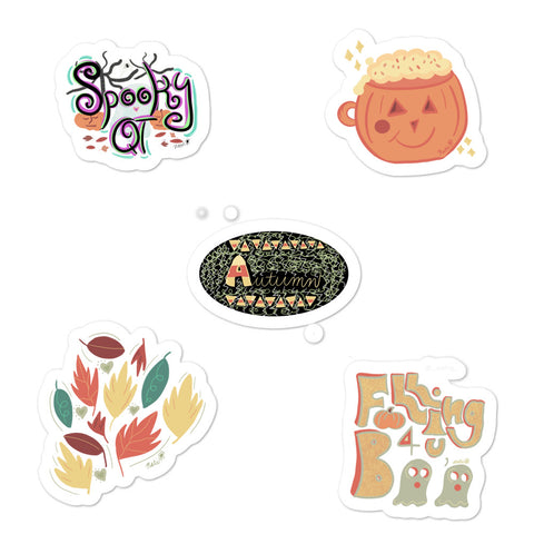 Spoopy Sticker Pack