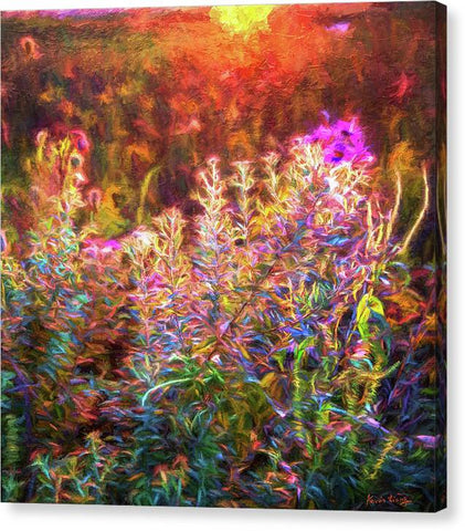October Light - canvas print