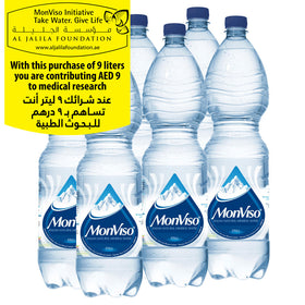 MonViso Natural Mineral Water Still 1.5L