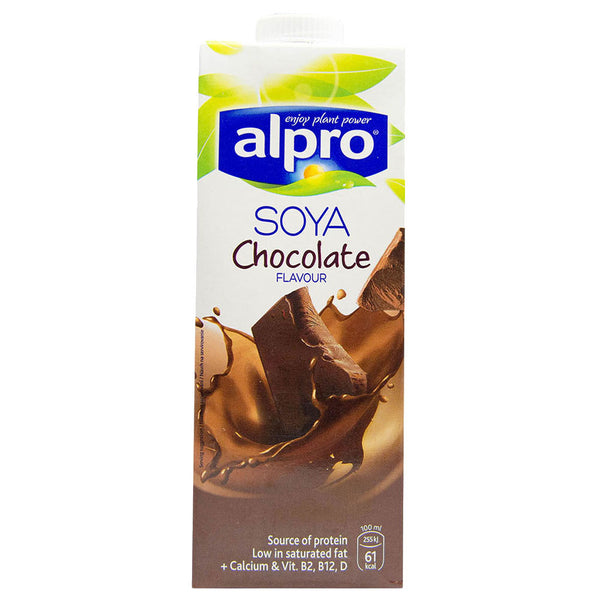 Alpro Soya Chocolate Milk 1L