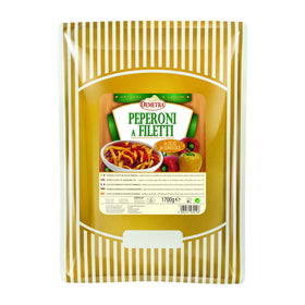 Demetra Sliced Pepper in Sunflower Oil 770Gms