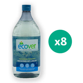 Ecover Washing Liquid Chamomile 950Ml x 8