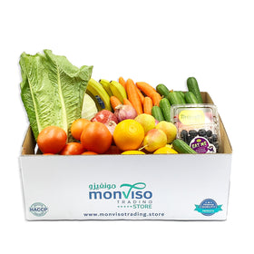 Fruits and Vegetables Box 5kg Opal