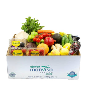 Fruits and Vegetables Box 9-10kg Pearl