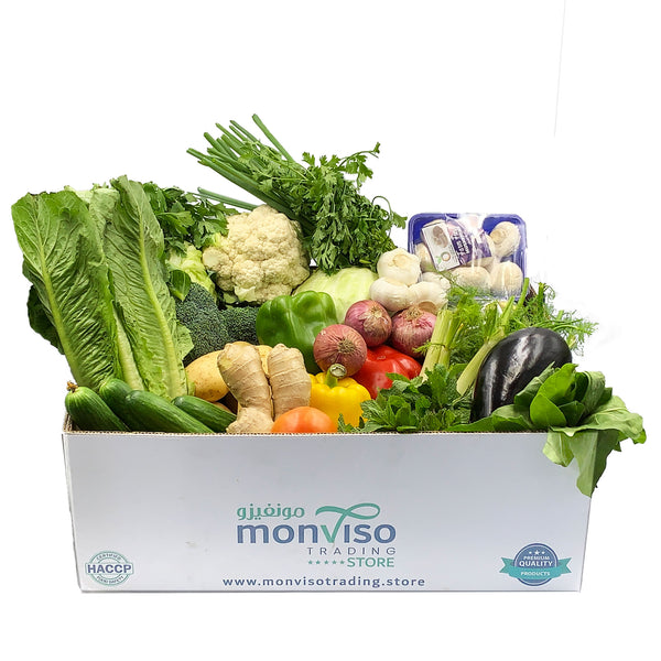 Vegetables Box 10-11kg Quartz