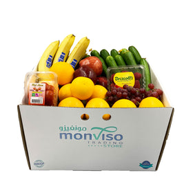 Fruits and Vegetables Box 5-6kg Ruby