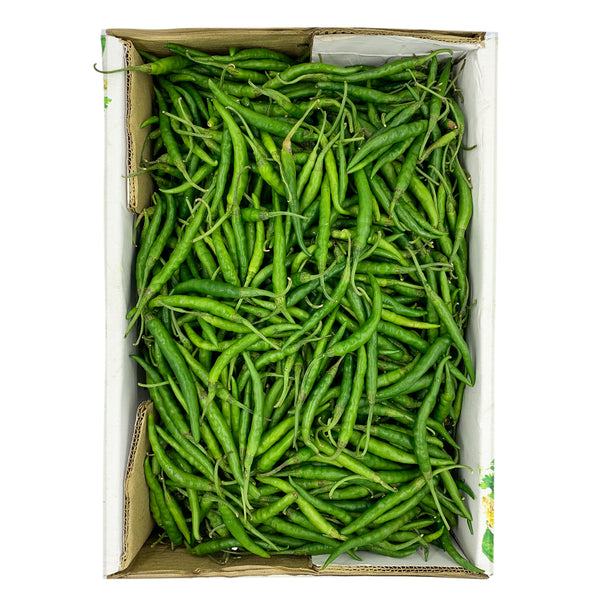 Green Chilis 3.5Kg